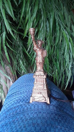 Statue Of Liberty Lamp 20- WORKS! for Sale in Federal Way, WA
