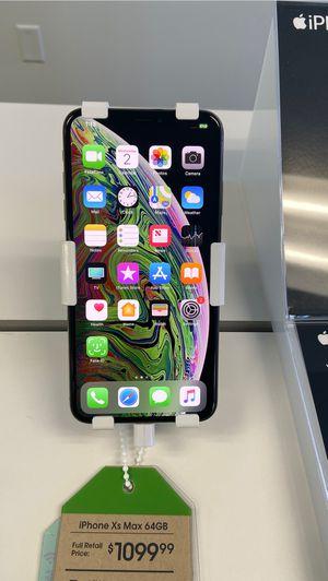iPhone XS Max for Sale in Arroyo Grande, CA
