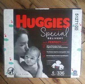 Huggies Wipes (336ct) for Sale in Pompano Beach, FL