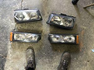 Silverado headlights. for Sale in Wenatchee, WA