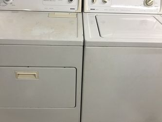 Matching Kenmore Washer And Dryer. Delivery Available for Sale in Renton,  WA