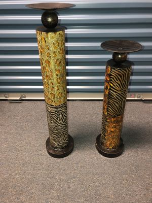 Standing candle holders for Sale in Richmond, VA
