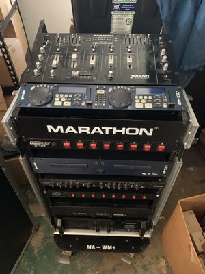 DJ equipment for Sale in Vista, CA