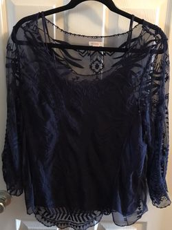 Navy blue top and camisole smoke-free pet free home for Sale in Barnhart,  MO