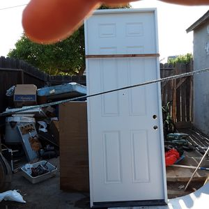 Brand new Very tall ( specifically for custom home or home with a very tall front door 8 Foot by 4 for Sale in Modesto, CA