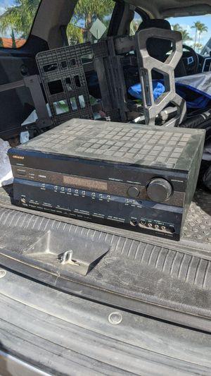 Onkyo a/v receiver model TX-SR605 for Sale in San Diego, CA