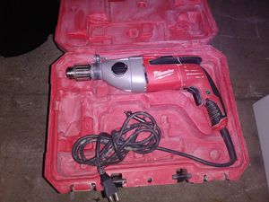 Milwaukee rotary hammer drill good working condition for Sale in Long Beach, CA
