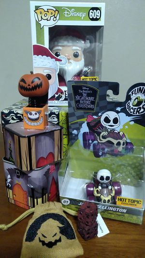 Funko pop nightmare before christmas for Sale in San Diego, CA