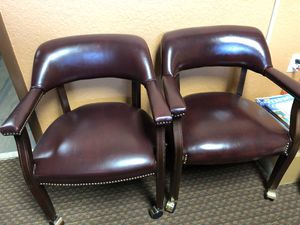 Leather Office Chairs for Sale in Delray Beach, FL