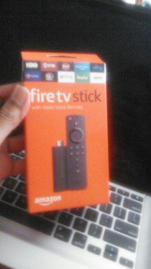 Final SEASON. of Pwr Amazon fire 80 stick for Sale in Atlanta, GA