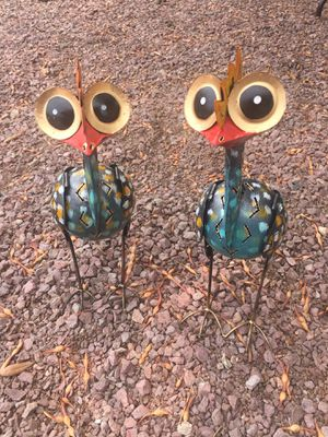 Coo Coo Metal Birds for Sale in Surprise, AZ