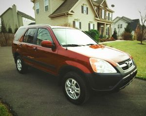 Low Mileage 2OO4 Honda EX CRV Runs Great for Sale in Baltimore, MD