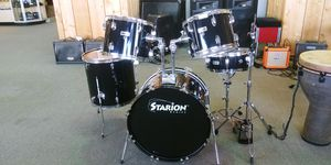 Starion, Dynation Drum Set for Sale in Dallas, TX