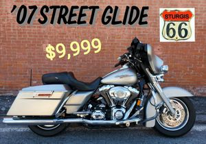Harley Davidson Street Glide for Sale in Saint Paul, MO