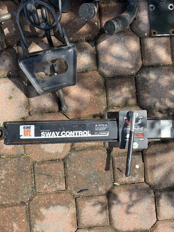 EAZ Lift Distribution Hitch and Brake Controller