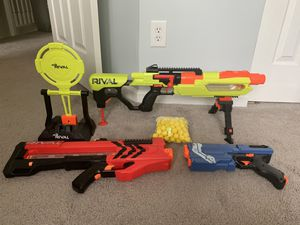 Nerf Gun Rival for Sale in Cary, NC