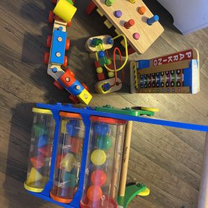 Wooden Toy Lot for Sale in Irving, TX