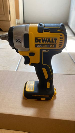 Dewalt 20-Volt MAX Lithium-Ion 3/8 in. Cordless Compact Impact Wrench (TOOL ONLY) for Sale in Laurel, MD