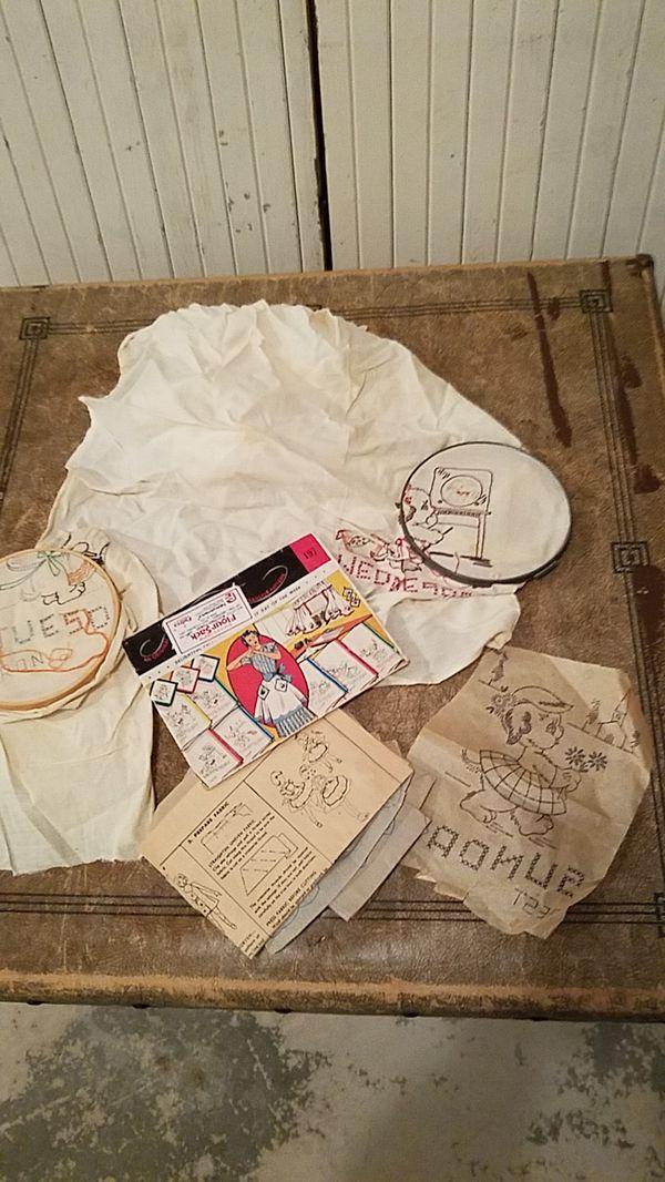 Vintage Patterns Sold Pending Pick Up For Sale In