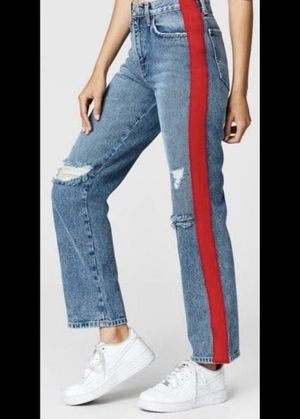 red stripe jeans for Sale in Downey, CA