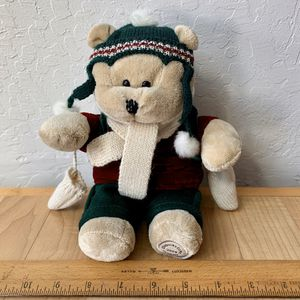 2005 Starbucks 42nd Edition Barista Collection Holiday Christmas Plush Stuffed Animal Toy for Sale in Elizabethtown, PA