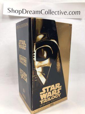 Star Wars Trilogy VHS for Sale in Gaithersburg, MD