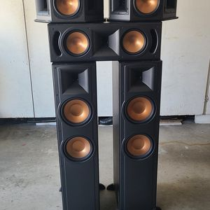 Klipsch Reference Series Speakers for Sale in Bellflower, CA