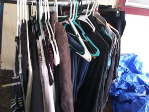 Good Clothes Mostly Men's Clothes Different Sizes $30 Firm / Mpu for Sale in San Antonio, TX