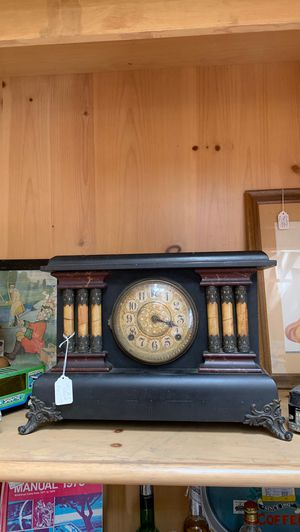 Beautiful Antique Manual Clock for Sale in Whittier, CA