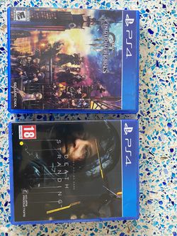 death stranding + kingdom hearts 3 for Sale in Miami,  FL