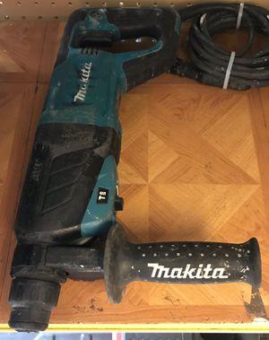 Makita Hammer Drill Corded w/ Handle (Presto Pawn) for Sale in Lake Worth, FL