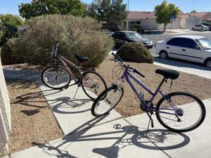 24 inch mountain bikes for Sale in North Las Vegas, NV