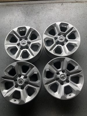 "Toyota 4Runner Rims/wheels Factory OEM like new, 17"" x 7"". for Sale in Jacksonville, FL"