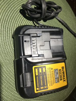 Dewalt charger for Sale in Lathrop, CA