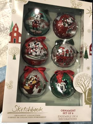 2019 Disney ornament set for Sale in South Gate, CA