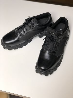 Rocky Alpha Force Oxford Steel Toe Work Boots for Sale in Calimesa, CA