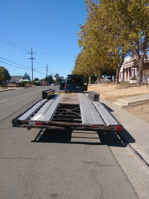 Three car carrier transport trailer for Sale in Vallejo, CA