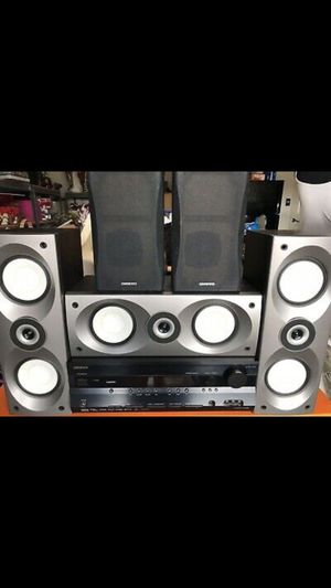 Onkyo sound system for Sale in Kissimmee, FL