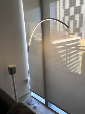 Brightech Sparq Arc LED Floor Lamp for Sale in Miami, FL