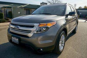 2012 Ford Explorer XLT for Sale in Sacramento, CA