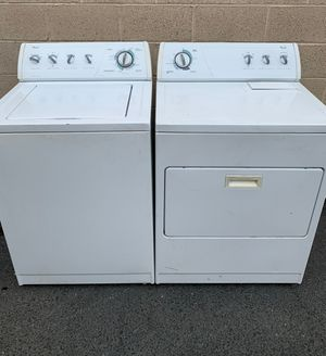 Whirlpool Washer And Dryer Matching Set for Sale in Phoenix, AZ