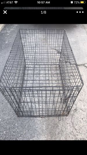 Large dog crate for Sale in Charlotte, NC