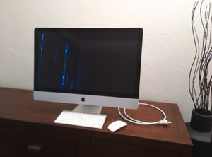 "iMac 27"" (mid-2011) Original keyboard and mouse for Sale in San Diego, CA"