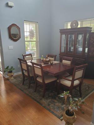Ashley Dining room set w/extension for Sale in Atlanta, GA