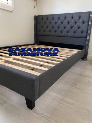 BRAND NEW BED FRAM FULL 📢📢📢📢📢AVAILABLE FOR SAME DAY DELIVERY OR PICK UP for Sale in Compton, CA