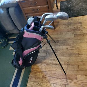 Jr. Golf Clubs for Sale in Lake Forest Park, WA