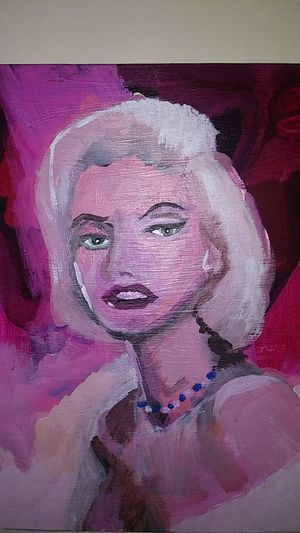 Marilyn Munroe Painting for Sale in Silver Spring, MD