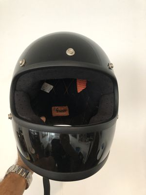 Bolt well INC Gringo motorcycle helmet for Sale in Los Angeles, CA