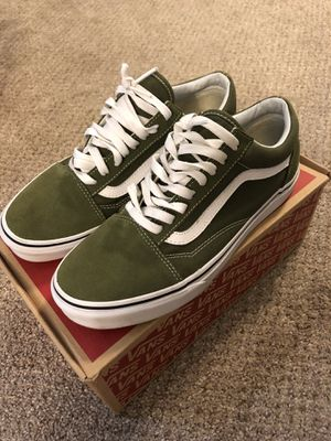 Vans Old Skool Size 8 NEW for Sale in PT ORANGE, FL