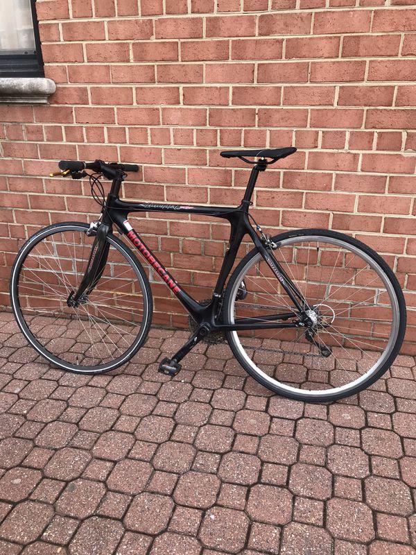 Motobecane full carbon road bike
